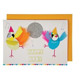 Meri Meri Happy birdy Greeting Card