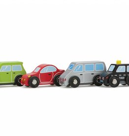 New Classic Toys Vehicles Set - 4 cars