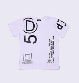 Diesel Diesel T-Shirt weiß