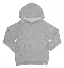 Popupshop Hoodie Sweat Grey Melange