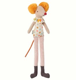 Maileg Mouse, Stilt Clown