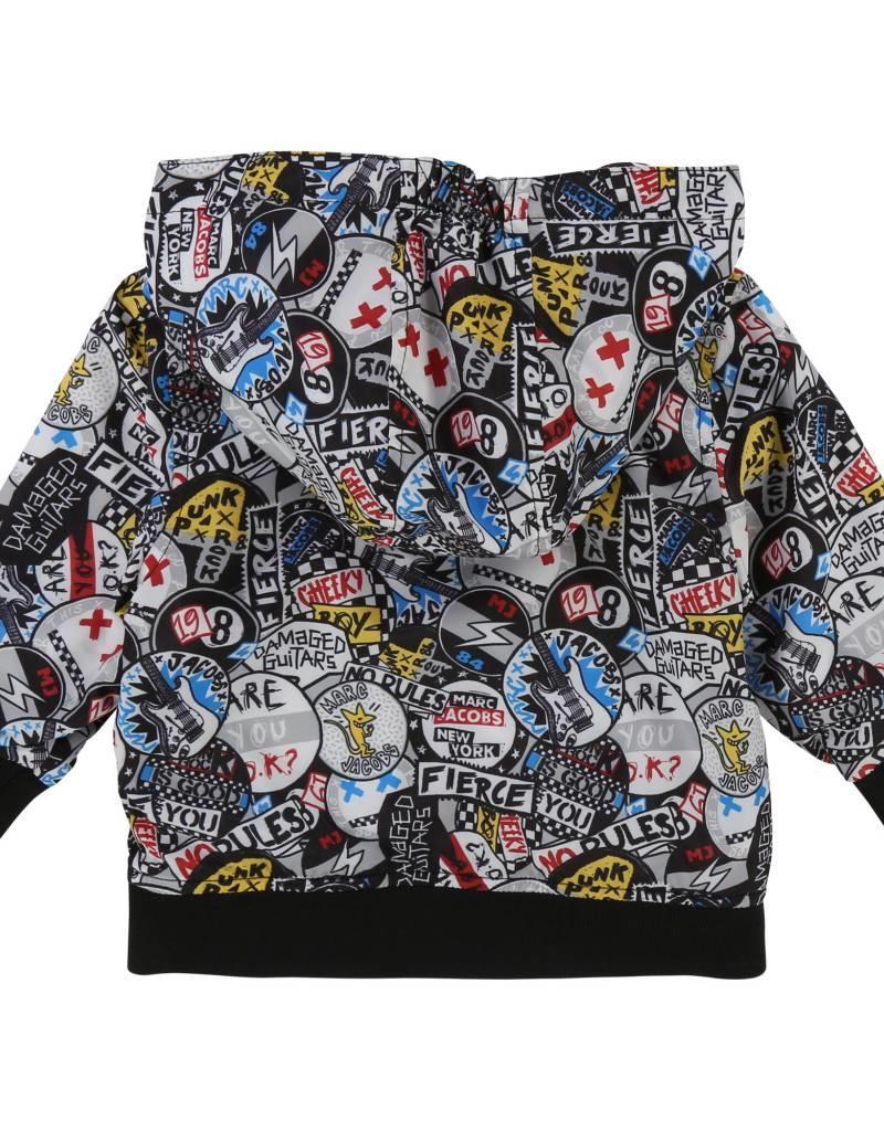 LITTLE MARC JACOBS Reversible Jacke von Little Marc Jacobs