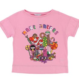 LITTLE MARC JACOBS KURZARM T-SHIRT