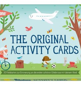 Milestone The original Activity Cards Milestone