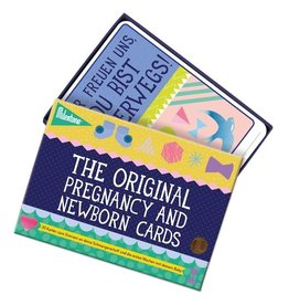 Milestone The Original Pregnancy Cards von Milestone™- deutsche Version