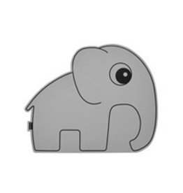 Done by Deer Placemat Elefant grey