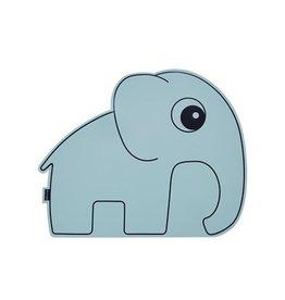 Done by Deer Placemat Elefant blue
