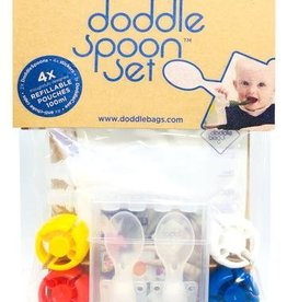 Doddle Spoon Set