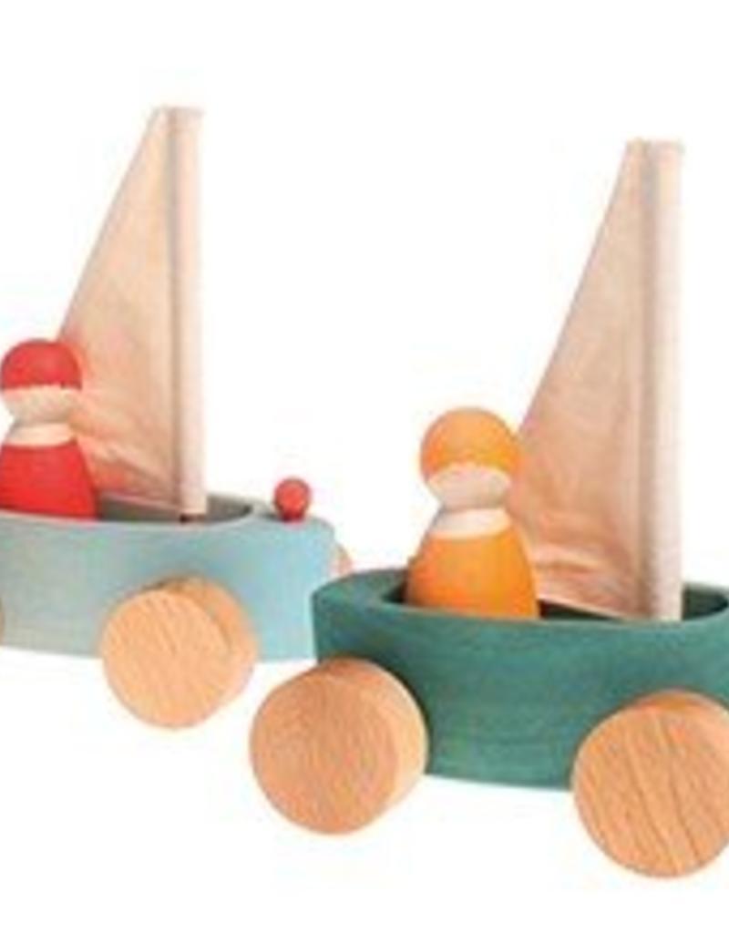 Grimm´s 4 Kleine Strandsegler im Set von Grimm´s