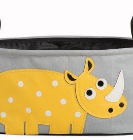 3Sprouts Kinderwagentasche Nashorn von 3 Sprouts bei Pilzessin