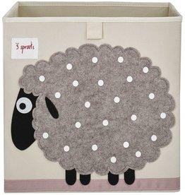 3Sprouts Aufbewahrungsbox Schaf von 3 Sprouts bei Pilzessin