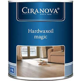 Ciranova Hardwaxoil Magic Naturel Wit