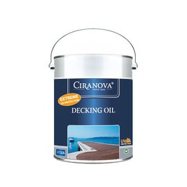 Ciranova Decking Oil Bankirai