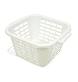 Addis ADDIS 24L SQUARE LAUNDRY BASKET LINEN