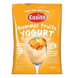 EasiYo EASIYO SUMMER FRUITS 225G MAKES 1KG