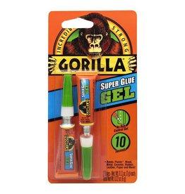 Gorilla GORILLA SUPERGLUE GEL 2X3GM