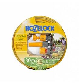 Hozelock 7230 HOZELOCK 30M HOSE WITH FITTINGS NOZZLE SET