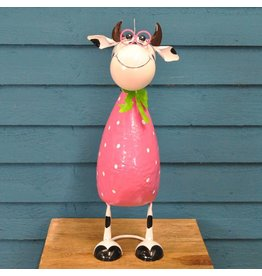 Smart Garden SMART GARDEN SPOTTY COW METAL GARDEN SCULPTURE