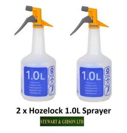 Hozelock 4121 HOZELOCK STANDARD 1L SPRAYER TWO PACK