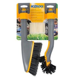 Hozelock 2624 HOZELOCK CAR BRUSH TWIN PACK