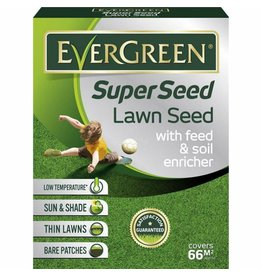 EVERGREEN SUPER SEED 2KG 66M2