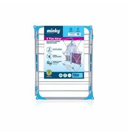 Minky MINKY CONCERTINA 3 TIER AIRER INDOOR 15M