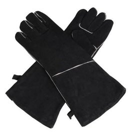 INGLENOOK FIREPROOF, HEATPROOF GLOVES BLACK FGLOV