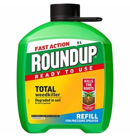 ROUNDUP FAST ACTING PUMP N GO REFILL 5LT