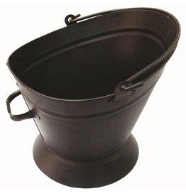 INGLENOOK FIRE122 BLACK COAL WATERLOO BUCKET BLACK HANDLES