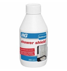 HG HG SHOWER SHIELD PREVENTS LIMESCALE & DIRT 250ML