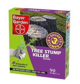 Bayer Garden BAYER GARDEN TREE STUMP KILLER 3 SACHETS SOLUABLE