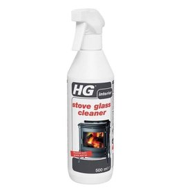 HG HG STOVE GLASS CLEANER DISSOLVES SOOT, GREASE & TAR 500ML