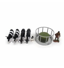 Britains BRITAINS CATTLE FEEDER SET 1:32