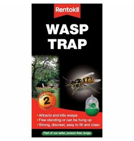Rentokil RENTOKIL WASP TRAP TWIN PK