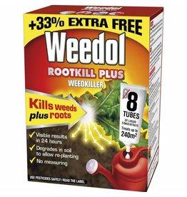 WEEDOL ROOTKILL PLUS 6+2 TUBES FREE