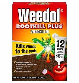 Weedol WEEDOL ROOTKILL PLUS LIQUIDOSE 12 TUBE