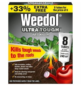 Weedol WEEDOL ULTRA TOUGH 6+2 TUBES