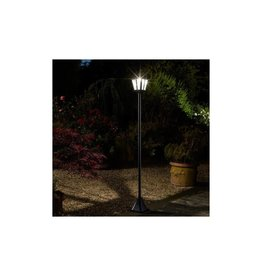Smart Garden SMART GARDEN WHITEHALL LAMP POST SOLAR LIGHT 100L