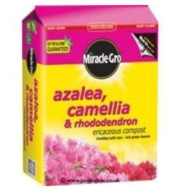 Miracle-Gro MIRACLE-GRO CAMELIA, AZALEA, RHOD COMPOST 8L