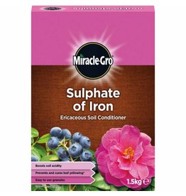 Miracle-Gro MIRACLE GRO SULPHATE OF IRON 1.5KG