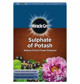 Miracle-Gro MIRACLE GRO SULPHATE OF POTASH 1.5KG