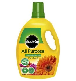 Miracle-Gro MIRACLE-GRO ALL PURPOSE LIQUID PLANT FOOD 2.5L