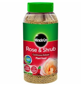 Miracle-Gro MIRACLE-GRO ROSE & SHRUB FOOD CONTINUOUS RELEASE 1KG