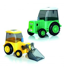 TRACTOR TED PENCIL SHARPENERS ASSORTED DESIGN