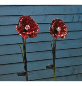 Smart Garden SMART GARDEN SET OF 2 POPPY GARDEN BORDER SOLAR LIGHTS