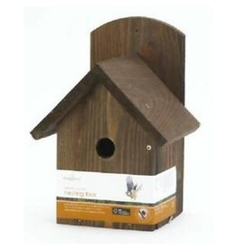 Smart Garden SMART GARDEN NEST BOX - DARK WOOD