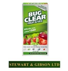 BUGCLEAR FRUIT & VEG CONCENTRATE 250ML