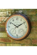 Smart Garden SMART GARDEN ASTBURY WALL CLOCK & THERMOMETER 15