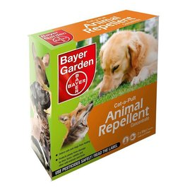 Bayer Garden BAYER GARDEN CAT-A-PULT ANIMAL REPELLENT CONCENTRATE 2 X 50G