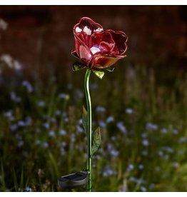 Smart Garden SMART GARDEN SILHOUETTE SOLAR RED ROSE
